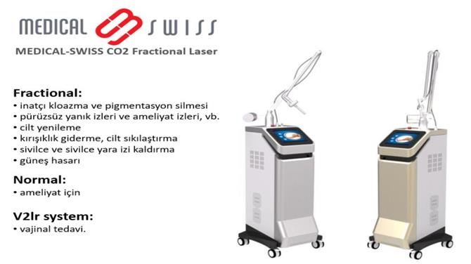 Venus CO2 Fractional Lazer
