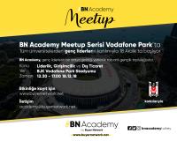 BN Meet Up Serisi 1: Girişimcilik, Liderlik, Dış Ticaret