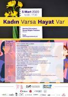 """Kadın Varsa Hayat Var"" Konferans - Ücretsiz 5 Mart 2020"